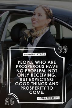 Money Quotes | I have never met a person with a lot of money who didn't openly receive money and expect money to come to them. And, I have also never met a rich person who doesn't give away their money or save their money knowing that there is a lot more where that came from. The mentality of lack is just not something that rich people have, and that is important to remember if you are unable to attract | http://mer-cury.com/quotes/7-money-quotes-that-will-give-you-something-to-think-about/