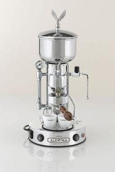 Elektra Semiautomatica coffee machine SXC Chrome 2012 Ed.