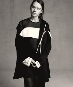 Daisy Ridley [Photographed by Christian Macdonald, Interview Magazine, November 2015]