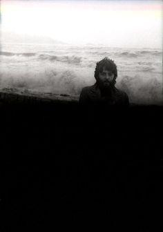 Paul McCartney  Linda McCartney - Wildman, South Coast of England  Platinum photograph  60.7 x 40.6 cms (23.86 x 15.96 ins)  1969