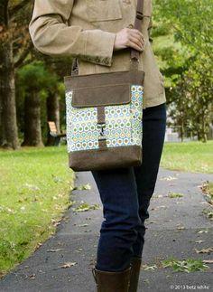 Metro Hipster Bag Pattern