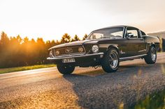 1968 Ford Mustang Fastback 390 (S-Code)