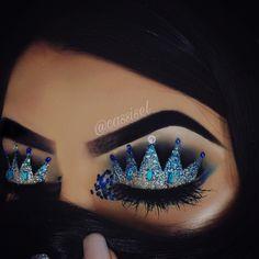This Week In Bullsh*t Beauty Trends: Crown Eyeshadow – theBERRY