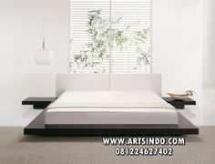 Bedroom,Fascinating Modern Bedroom Design Inspiration With Style Brown Platform Bed And Comfortable White Mattress Also Beautiful White Horizontal Blind On Combined Leaf Ornament,Modern Bedroom Design Low Platform Bed Frame, King Size Platform Bed, Modern Platform Bed, Platform Beds, Japanese Bed Frame, Atlantic Home Collection, Elegant Bedroom Design, Design Bedroom, Bed Frame Plans