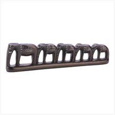 Elephant Safari Figurine | Lexi's Kreationz, LLC | http://lexiskreationz.storenvy.com/products/1033268-elephant-safari-figurine