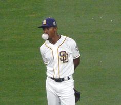 Melvin Upton Jr. Serie SD Padres vs Miami Marlin 14 junio 2016.