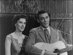 The Browns-I Heard the Bluebirds Sing----My grandparents used to sing this song in the car.