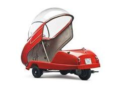 1966 Peel Trident | The Bruce Weiner Microcar Museum 2013 | RM AUCTIONS