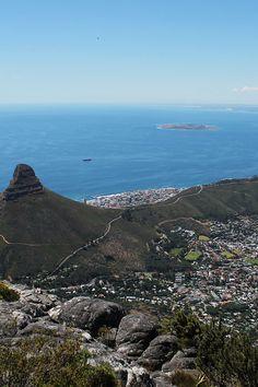 Lion's Head - Table Mountain | O que fazer em Cape Town. Os pontos turísticos, restaurantes, onde se hospedar, que vinícolas visitar, dicas de guia e roteiro completo de 4 dias. Como ir e curiosidades.