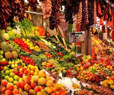 30 amazing photos of the most colorful and unique marketplaces in the world - Blog of Francesco Mugnai Good.
