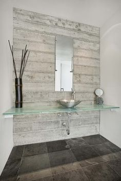 Lovell Residence contemporary-bathroom
