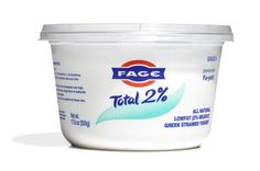 You couldn't get the Athens-made yogurt here until 1998. But Fage (FAH-yeh) quickly became an American dairy staple (it's now made in the U.S.). We favor the 2% version, which is pleasantly thick and rich. Its sour tang makes it an excellent substitute for crème fraîche or sour cream, and for the fresh cheese in Greek Yogurt Labneh.