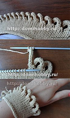 Вязалочки – Knitting patterns, knitting designs, knitting for beginners. Knitting Stiches, Loom Knitting, Baby Knitting Patterns, Knitting Designs, Knitting Projects, Crochet Stitches, Hand Knitting, Stitch Patterns, Knit Crochet