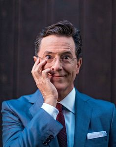 Stephen Colbert (Photo: Damon Winter/The New York Times)