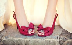 red bows...love ♥