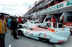 Porsche 917 LH #17  Le Mans