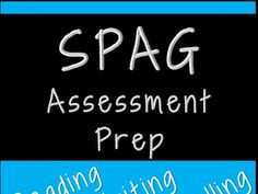 Spelling, Punctuation and Grammar Pack (Assessment Prep)