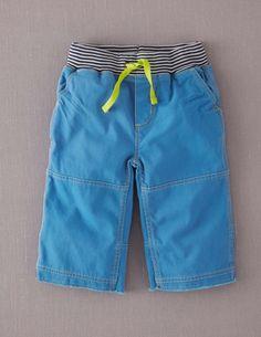 Mini Boden Rib Waist Shorts