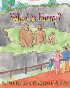 What is Funny? by Etan Boritzer, Jeff Vernon | MagicBlox Online Kid's Book