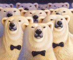 Art D'ours, Save The Polar Bears, Mists Of Avalon, Painting Workshop, Bear Art, Ceramic Artists, Fine Art Gallery, Canvas Art Prints, Illustrators