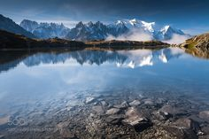 Mont-Blanc by vincentfavre