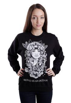 Favorite Sweater (Being As An Ocean - Girl - Sweater - Offizieller Hardcore Merchandise Online Shop - Impericon.com)