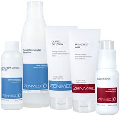 Complete Oily Skin Kit - Complete day and night system for countering redness, flushing, flaky skin, and visible blood vessels. Achieve happy, nourished, healthy skin.