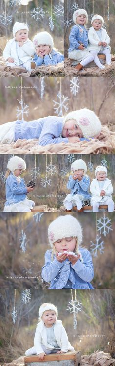 winter wonderland mini's ~ lollypop photography ~ Bendigo children's…