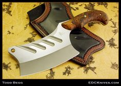 Todd Begg Zombie Cleaver