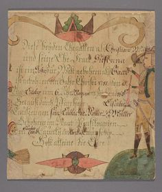 Creator (Role): Arnold Hoevelmann (Maker)  Place of Origin: Cumberland, Pennsylvania, Mid-Atlantic, United States, North America  Date: 1781-1790