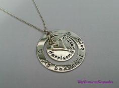 Sterling silver beautiful children hand by TinyTreasuresBySC, £41.00