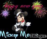 mickeys new years