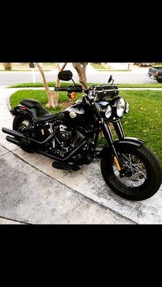 2016 Harley Davidson Softail Slim S 110