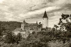 Landscape photography medieval castle medieval by MagicSky on Etsy, Kč400.00
