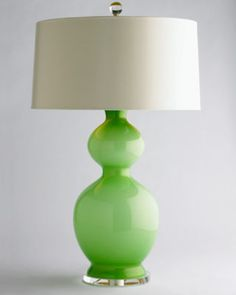 Love this shade of green. Would make such a nice pop of colour in a grey/black/white decor!
