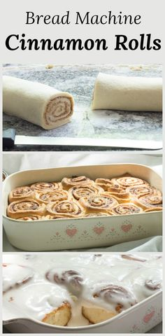Cinnamon Rolls Always Taste Better When They Are Fresh And Preservative Free. Why Overpay For A Cinnamon Roll When They Are So Easy To Make At Home With Our Recipe For Soft And Fluffy Bread Machine Cinnamon Rolls? Through Peartreechefs Bread Machine Mixes, Bread Machine Cinnamon Rolls, Easy Bread Machine Recipes, Best Bread Machine, Cinnamon Roll Bread, Bread Maker Recipes, Bread Machine Rolls, Bread Machine Pie Crust Recipe, Healthy Cinnamon Rolls