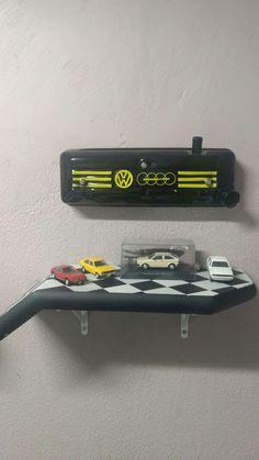 Prateleira com.moldura dá tampa de válvulas VW do Motor CHT