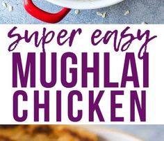 Mughlai Chicken is a restaurant style, north Indian recipe with a creamy, dark brown onion gravy that will have you licking the plate! Serve it with parathas, biryani or jeera rice, and feel free to substitute paneer if you are vegetarian. Brown Gravy Recipe Beef Broth, Meatballs And Brown Gravy Recipe, Brown Gravy Recipe With Drippings, English Brown Sauce Recipe, Recipes Using Beef Broth, Brown Gravy Recipe Easy, North Indian Recipes, Indian Food Recipes