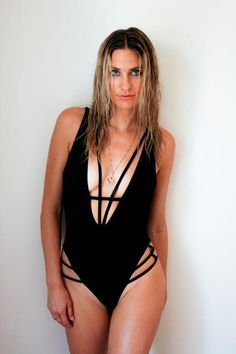 85d64a2fe6 Stand out pool side in this stunning Sargasso statement swimsuit! With