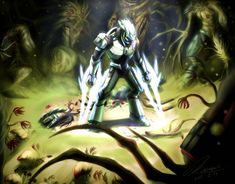 Rtas'Vadum VS Flood army by kaithel on DeviantArt Halo Flood, Halo Drawings, Halo Spartan, Halo Master Chief, Halo Series, Halo Game, Halo 2, Halo Reach, Spaceship Art