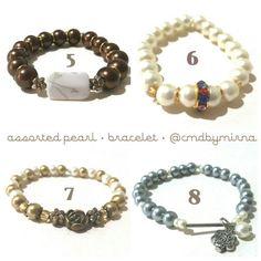 Ethnic boho bracelet friendship bracelet Handmade diy accessories jewelry double ring bracelet necklace online shop trusted seller, twitter & IG @cmdbymirna, jakarta, indonesia