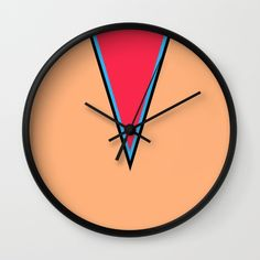 Uve #11 (By Salomon) #print #lamina #clock #frame #decor #decoration #decoracion #interior #home #wall #casa #frame #pattern #mosaic #mosaico #texture #gradient #abstract #colorblock #pop #love #pattern #society6 @society6