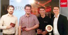 Gewinner des Innovations-Workshops