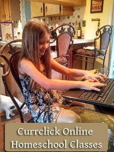 Currclick Online Homeschool Classes