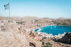 Limnos Myrina Hafen Skiathos, Samos, Mykonos, Santorini, Zakynthos, Greece, In This Moment, Outdoor, Air Airlines