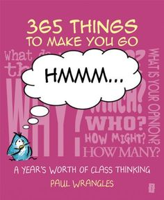 365 ways to teach critical thinking
