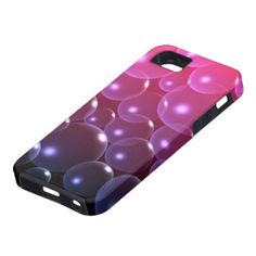 Valxart abstract bubble iphone 5 cover