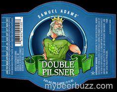 mybeerbuzz.com - Bringing Good Beers & Good People Together...: Samuel Adams - Double Pilsner