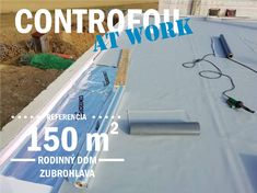 Controfoil at work - SLOVAK FLAT ROOF Flat Roof