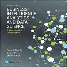 Test bank for managerial economics and strategy 2nd edition by business intelligence analytics and data science a managerial perspective 4th edition by ramesh sharda dursun fandeluxe Image collections